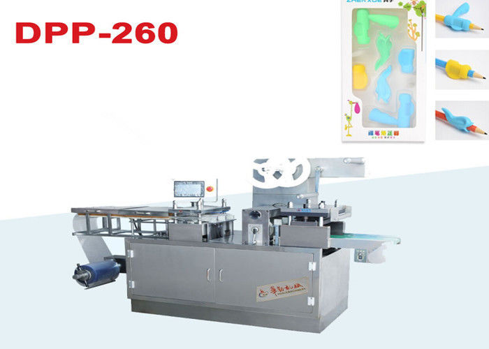 Stationary Tray Blister Making Machine , 10-50 Cutting / Min Plastic Vacuum Forming Machine