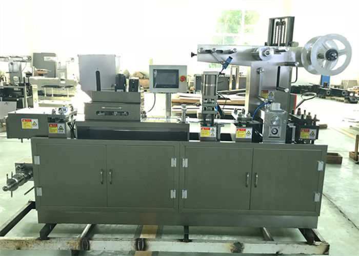 Electronic Aluminum Plastic Automatic Blister Packing Machine DPP-140A