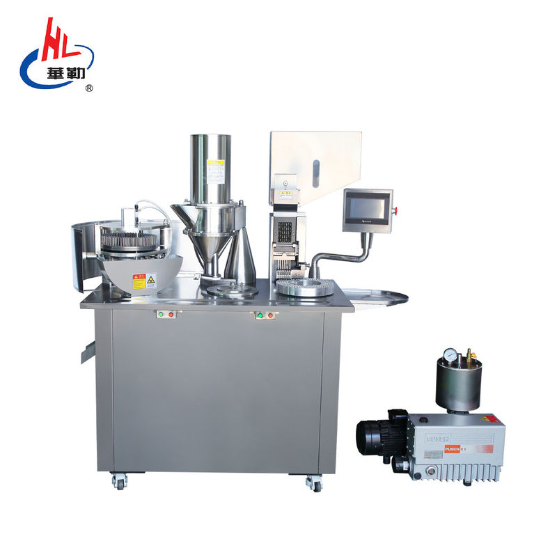 Mutifunctional Filling Equipment Capsule Filling Machine For granul pellet  powder